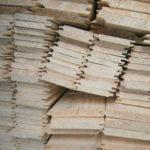 dreveny obklad stoh